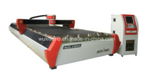500W Ipg (6020table) Fiber Laser Cutting Machine pictures & photos