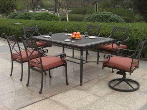 Succinct Patio Garden Dining Set Furniture pictures & photos