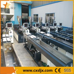 16-50mm PVC Double Pipe Extruding Machine Ce Certificated From Zhangjiagang pictures & photos