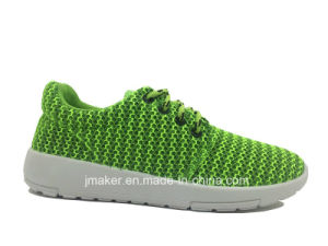 New Arrival Womens Running Shoes with PVC Outsole (J2267-L) pictures & photos