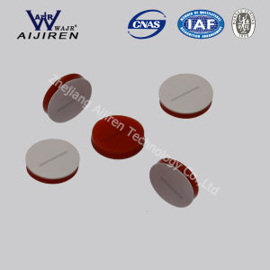 8mm Pre-Slit Natural Rubber / PTFE Septa for 2ml Vial pictures & photos