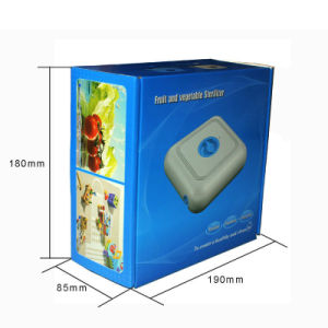 Portable 300mg/H Output Ozone Food Washer with Air Sanitizer pictures & photos