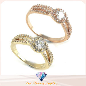Factory Price Top Quality &Fashion Jewelry 925 Silver Ring (R10253) pictures & photos