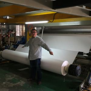126′′/3.2m Large Grand Jumbo Roll Sublimation Transfer Paper Roll for Reggaini Printer pictures & photos