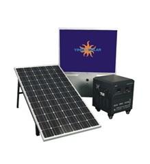 Mini Ready Made Portable Solar Power System (SZYL-SPS-200G) pictures & photos