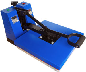 Flat Clamshell T-Shirt Heat Transfer Printing Sublimation Press Machine (STM-M12) pictures & photos