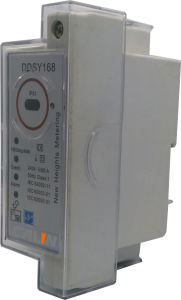 DIN Rail Mounting Electricity Energy Meter pictures & photos