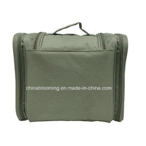 Waterproof Travel Hanging Shaving Makeup Bathroom Toiletry Cosmetic Bag pictures & photos