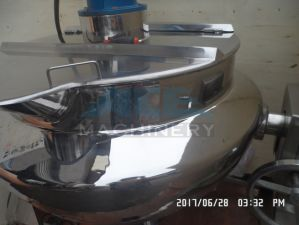 Stainless Steel Jacketed Kettle Electric pictures & photos