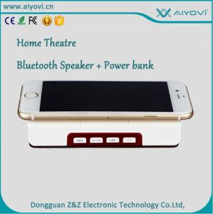 2016 New Arrival High Tech Power Bank with Bluetooth Speaker pictures & photos