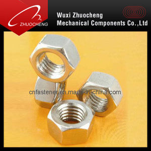 DIN6915 DIN6916 DIN555 DIN934 High Strength Hex Nuts pictures & photos