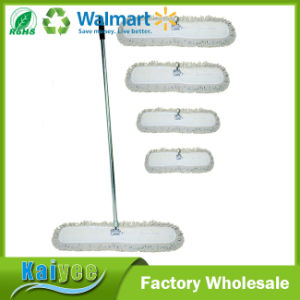 Different Size Household Bandage Type Cotton Flat Mop Pad pictures & photos