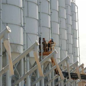 Flexible Cement Auger Screw Conveyor System pictures & photos