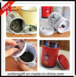 Tin Tea Box Wholesale and Competitive Price pictures & photos
