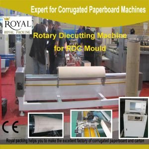 CNC Rotary Die Making Machine for Rdc Mould pictures & photos