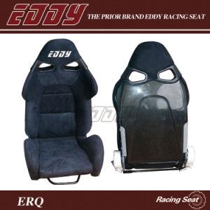 China Manufacturer Bride Cuga Rally Car Seat Double Seat Recliner Chair with Carbon Fiber Backing