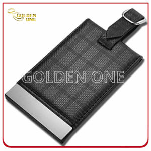Novel Design Embossed Soft PVC Luggage Tag pictures & photos