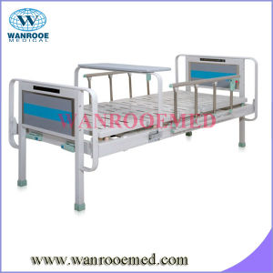 Two Crank Hospital Bed pictures & photos