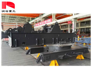 Engineering Machinery Crawler Crane Welding Part Mainly Table