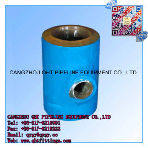 ANSI B16.9 Seamless Pipe Reducer Alloy Steel Tee pictures & photos