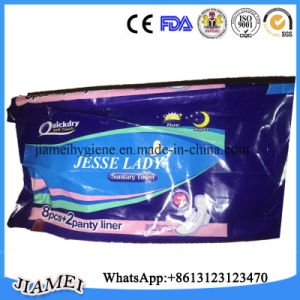 Ghana Jesse Lady Heavy Flow Good Absorbent Women Saniatry Pads pictures & photos