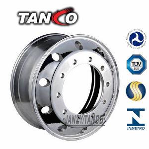 22.5X8.25 22.5X9.00 TUV Aluminum Alloy Tubeless Truck Wheel Rim pictures & photos