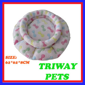Cheap and Comfort Coral Velvet Dog Beds (WY161040) pictures & photos