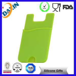 Fast Delivery 3m adhesive Touch U Silicone Mobile Phone Stand pictures & photos