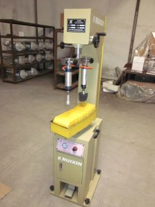 Upper Marking Machine for Shoe Making Machine pictures & photos