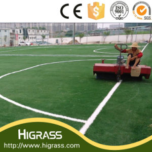 Lead Free Synthetic Grass for School Outdorr Soccer Fields pictures & photos