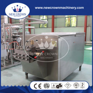 High Pressure Stainless Steel Homogenizer Machine for Juice pictures & photos