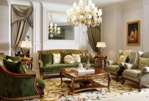Classical Wooen Sofa Furniture pictures & photos