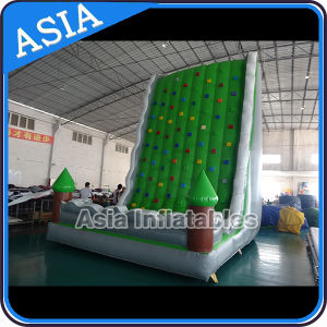 Custom Inflatable Climbing Wall for Sport Game pictures & photos