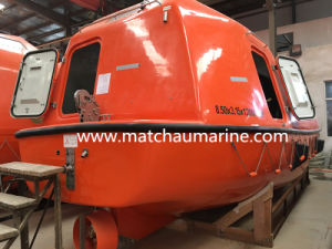 China Professional Manufacturer 150 Persons Partially Enclosed Lifeboat for Sale pictures & photos