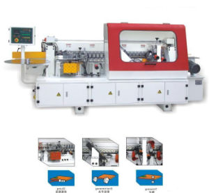 Semi-Automatic Edge Bonding Woodworking Machine pictures & photos