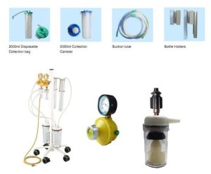 Medical Suction Vacuum Jar Bottles pictures & photos