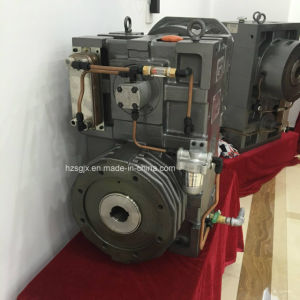 Vertical Single Screw Gearbox Reducer Similar Zlyj with Motor Flange IEC Adaptor pictures & photos