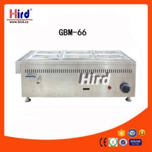 Gas Bain-Marie (GBM-66) Drain Tap Valve Ce