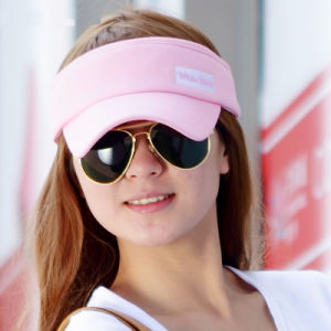(LV15014) Sports Sun Promotional Visor for Girl pictures & photos