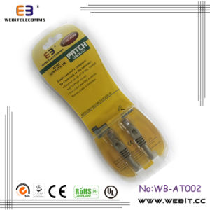 CAT6 UTP Patch Cord PVC Jacket with Blister Packaging pictures & photos