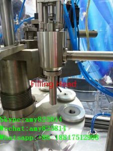 Soft Pipe Filling and Sealing Machine (B. GFN-502) pictures & photos