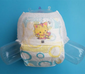 Super Absorbent Core Pullup Baby Diaper From China Manufacturer