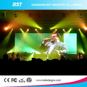 P6.25mm Indoor Full Color Rental LED Screen for Events (Die casting cabinet) pictures & photos