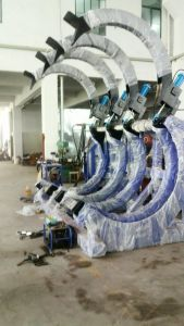 Plastic Pipeline Welding Machine (BRDH-1600, Hydraulic) pictures & photos