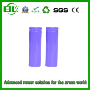 High Quality Rechargeable Li-ion Battery 14430 3.7V 650mAh pictures & photos