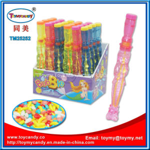 Soap Bubble Wand Toy Candy Bubble Stick Water Toy