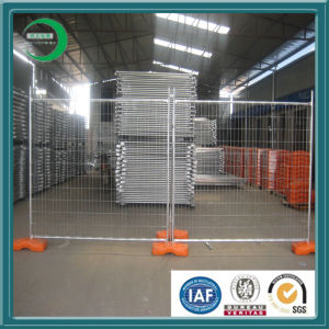 Construction Galvanized Temporary Fence Hire Panels pictures & photos