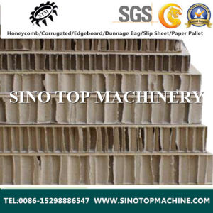 Paper Honeycomb Sandwich Panel for Building Material pictures & photos