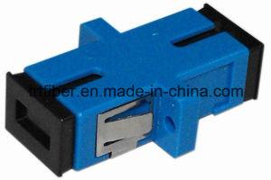 Sc/ Upc, APC Singlemode Simplex Fiber Coupler pictures & photos