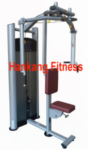 Fitness, body-building machine, Gym Equipment, Pectoral Fly + Rear Deltoid (PT-909) pictures & photos